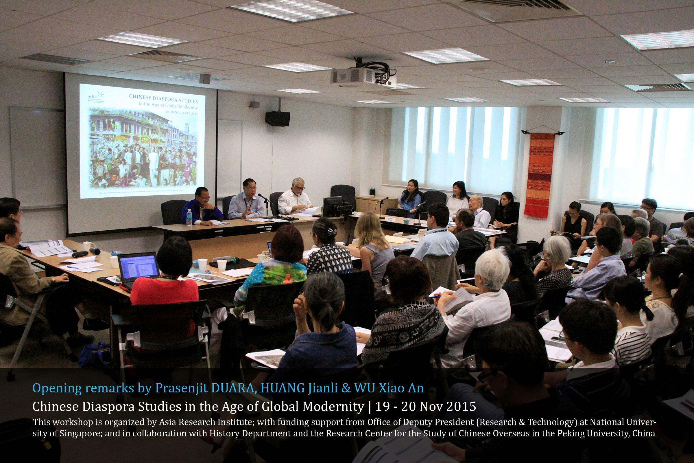Chinese Diaspora Studies in the Age of Global Modernity